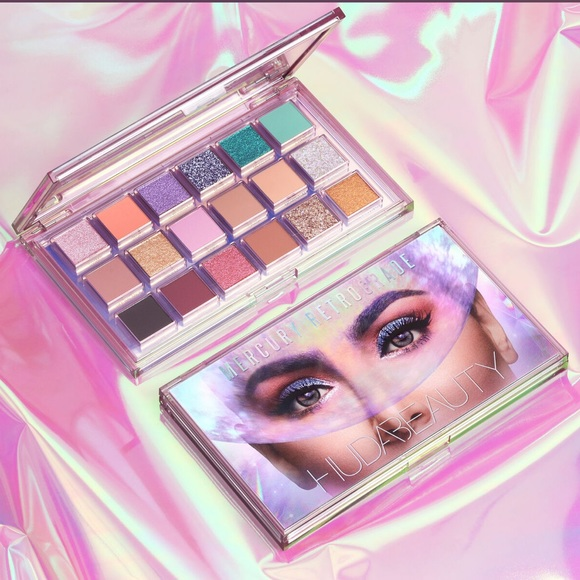HUDA BEAUTY Other - Huda Beauty Mercury Retrograde Pallete 💜